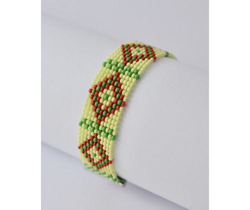 bracelet- light green