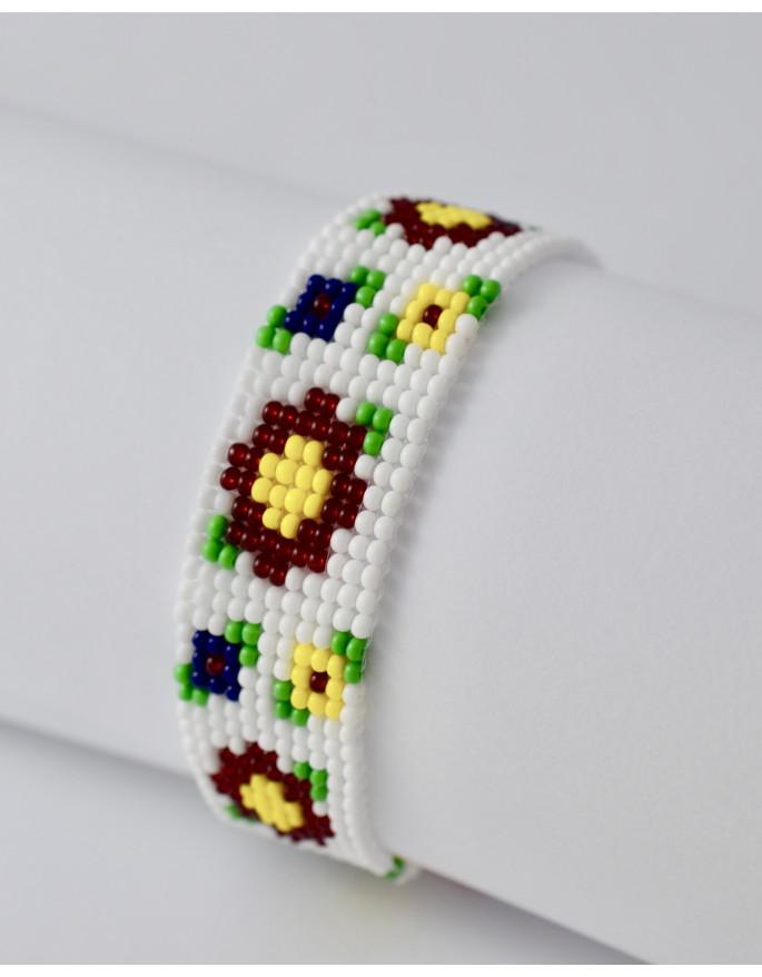 bracelet- flowers
