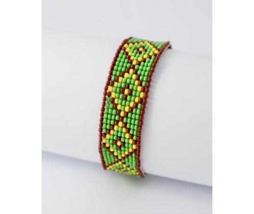 bracelet- green