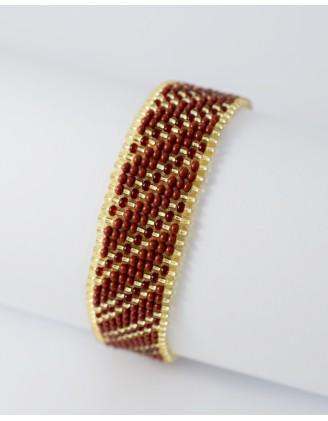 bracelet- brown